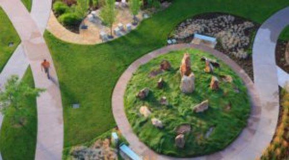 giardino terapeutico