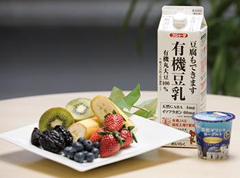 豆乳ヨーグルトの材料