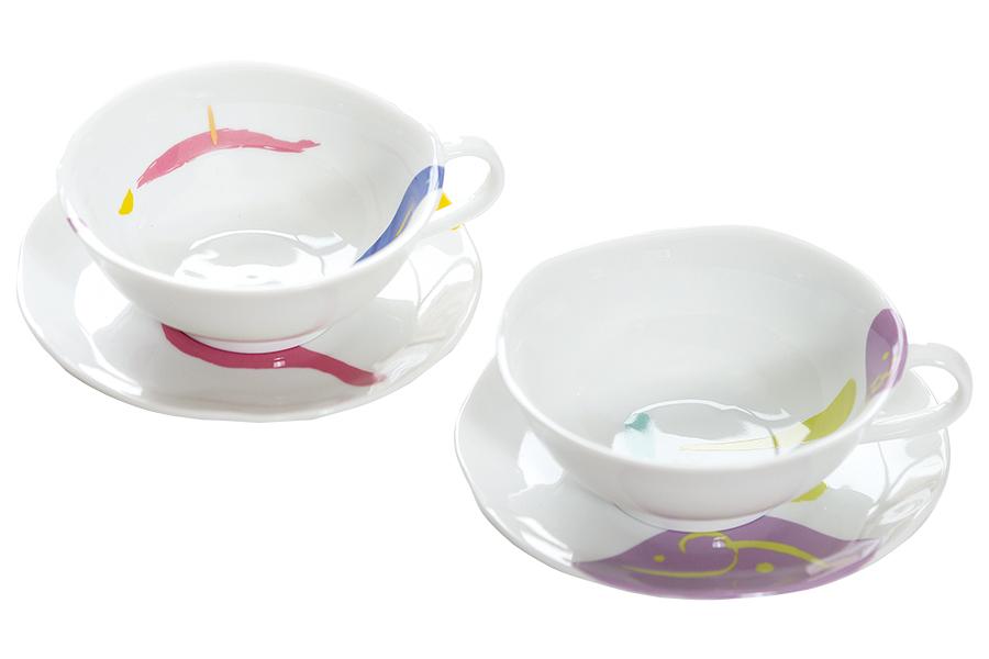ピポンカップ&ソーサーの製品写真