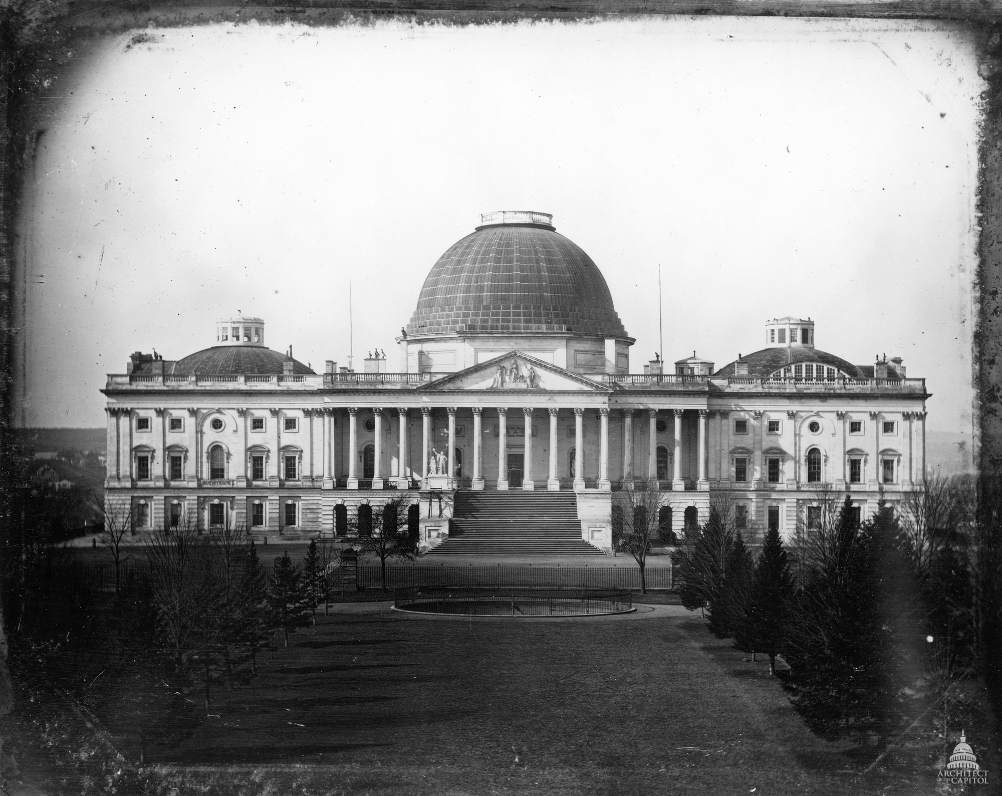 History Of The U S Capitol Building