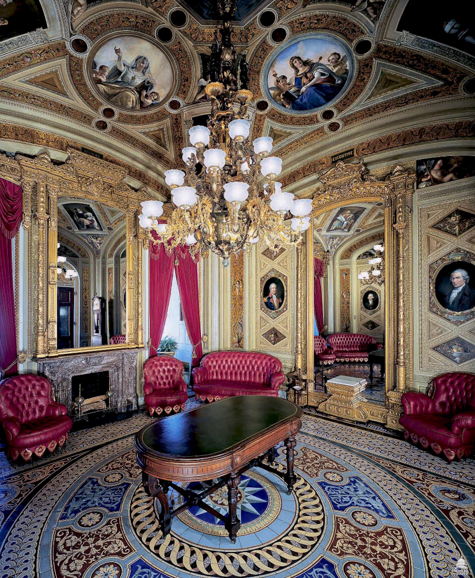 President S Room Chandelier