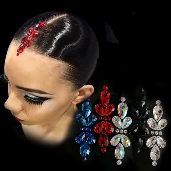 Womens Crystal Rhinestones Headdress Hair Accessories