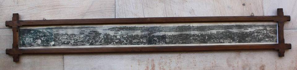 Πανόραμα Κωνσταντινούπολης μετά τη συντήρηση.