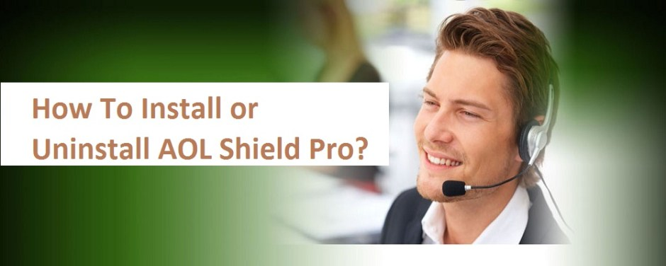 Install or Uninstall AOL Shield Pro