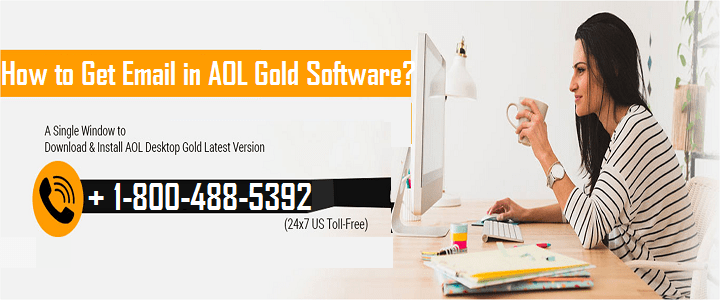 Email in AOL Gold Software