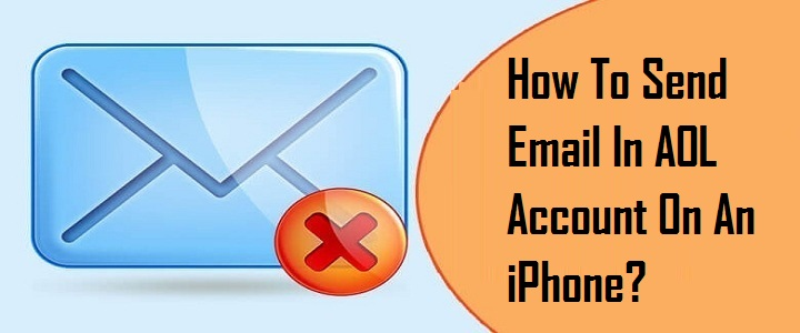 Send Email In AOL Account On An iPhone