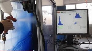 Airless Pneumatic Paint Spray measurement