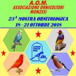 Mostra Ornitologica 2018