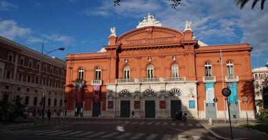 Bari Teatro Petruzzelli