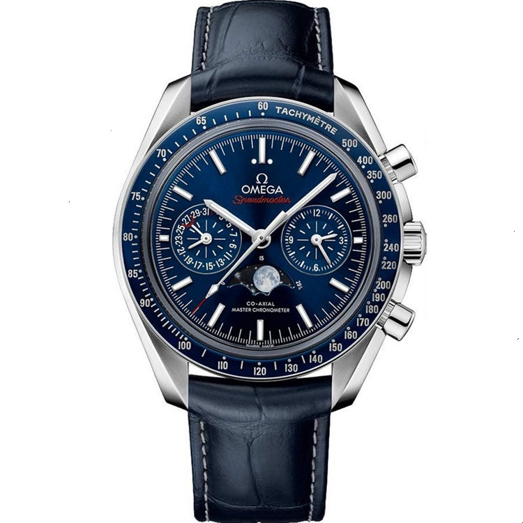 Replica Omega Speedmaster Moonphase Chronograph 304.33.44.52.03.001