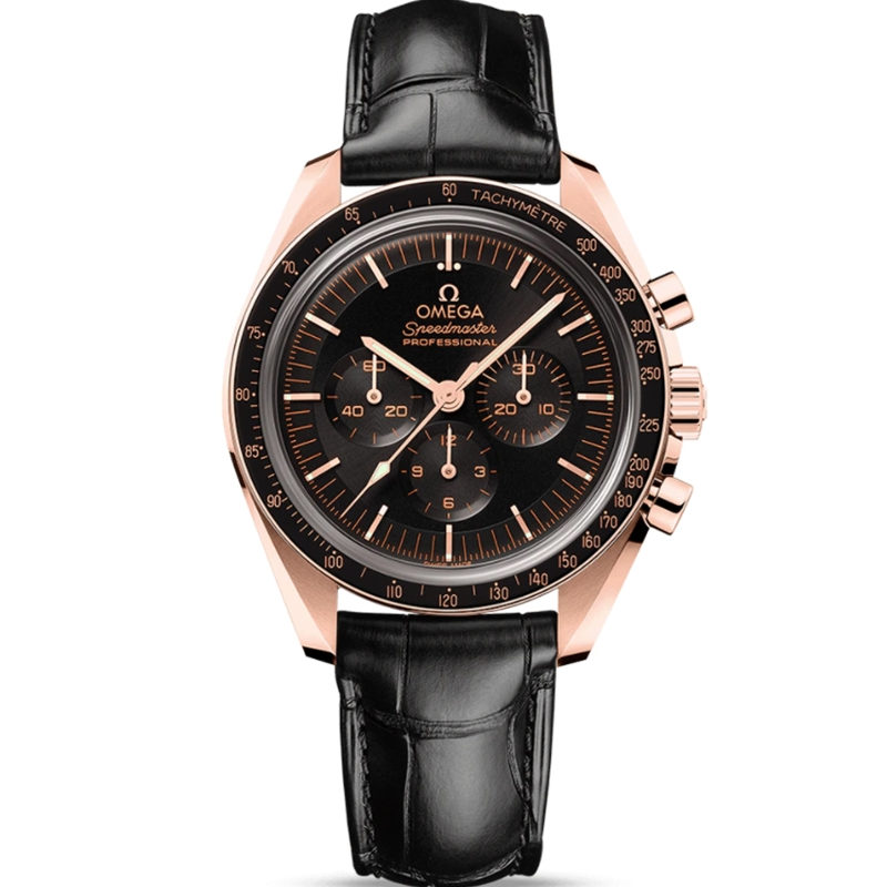 Replica Omega Speedmaster Moonwatch Professional Rose Gold 310.63.42.50.01.001