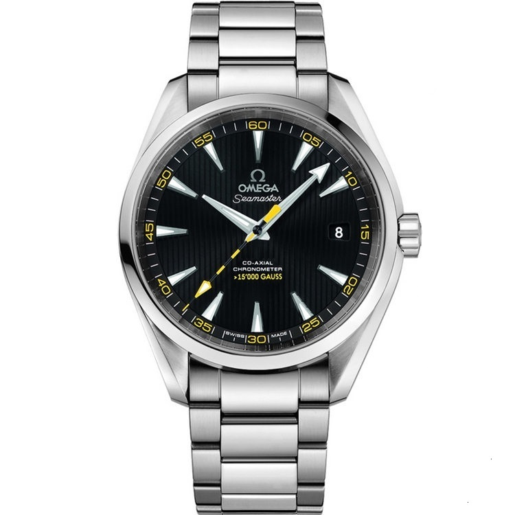 Replica Omega Seamaster Aqua Terra 150M Black Dial 220.10.41.21.01.001