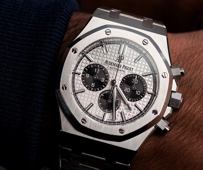 Replica Audemars Piguet Royal Oak chronograph 41mm