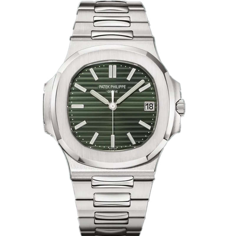 Replica Patek Philippe Nautilus Green Dial Stainless Steel 5711/1A-014