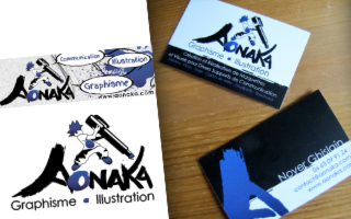 Aonaka - Identité Visuelle