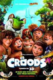 Os Croods – The Croods (2013) Google Drive & Torrent Dublado / Dual Áudio BluRay 1080p MKV
