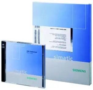 Siemens Simatic wincc software
