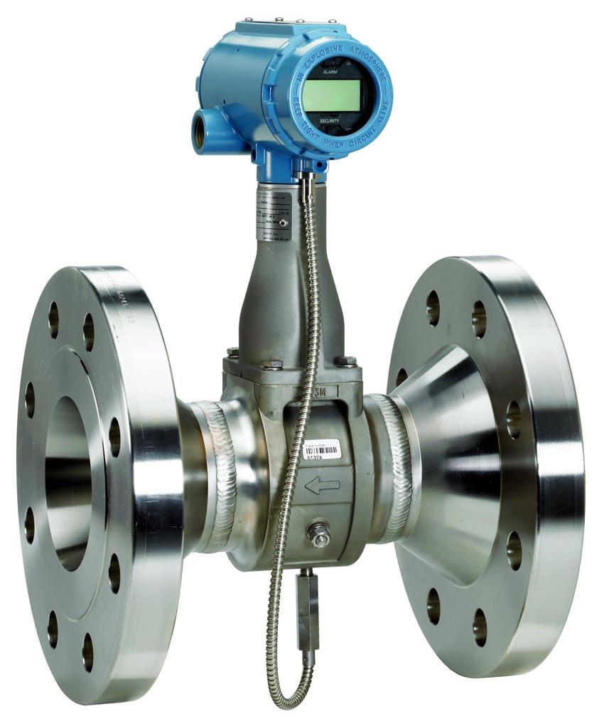Rosemount 8800CR  Vortex Flow Transmitter