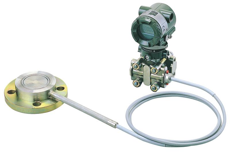 EJA438 Diaphragm Sealed Gauge Pressure Transmitters
