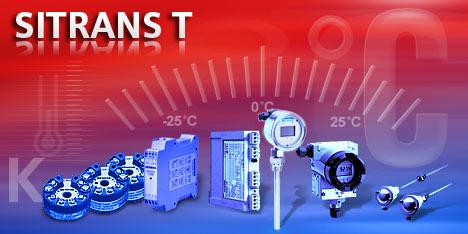 Sitrans P temperature, temperature, temperature