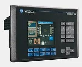 Allen-Bradley Panels PanelView-600