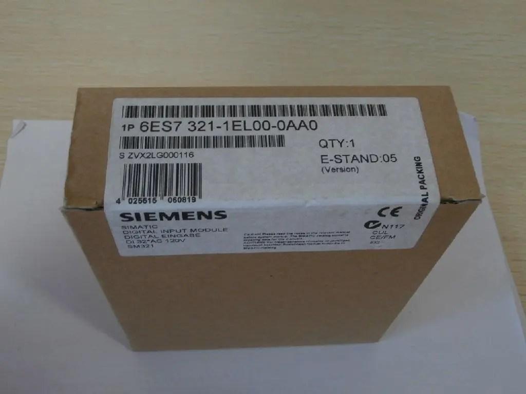 6ES7321-1EL00-0AA0