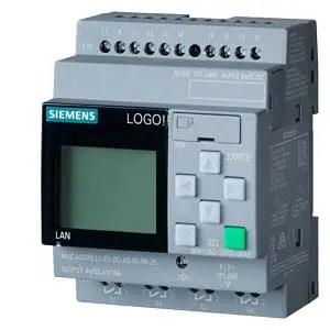 LOGO! modular basic variants