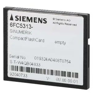 CompactFlash card