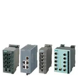 Industrial Ethernet switches - SCALANCE