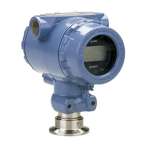 Rosemount™ 2090F Hygienic Pressure Transmitter