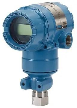 Rosemount 2051T Pressure Transmitter