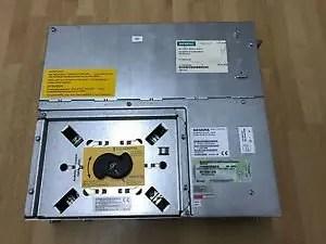 SIEMENS SINUMERIK PCU 50 566 MHz/1.2 GHz CPU