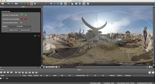 creating VR documentary