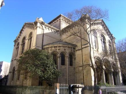 Temple de la rue de Maguelone