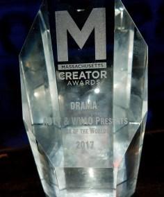 2017 MA Creator Award