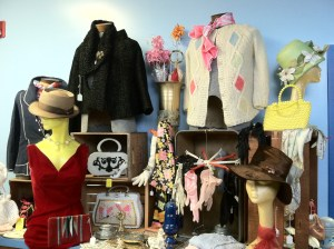 Permalink to:Vintage Fashions Room