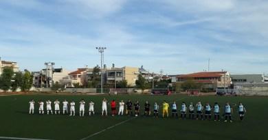 21η Αγωνιστική της Αντρικής ομάδας Ποδοσφαίρου