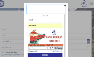 [IRCTC] | How to login into the new version of nget IRCTC website 2