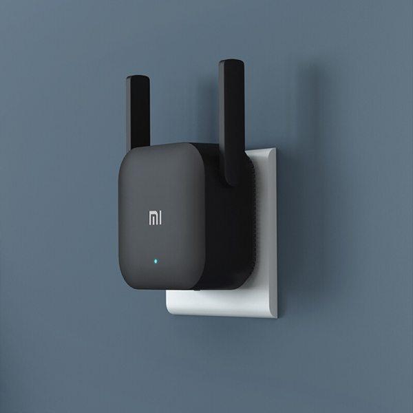 Original Xiaomi WiFi Amplifier Pro 300Mbps WiFi Repeater Mijia Wifi Signal 2.4G Extender Roteador 2 Mi Wireless Router mi router 5