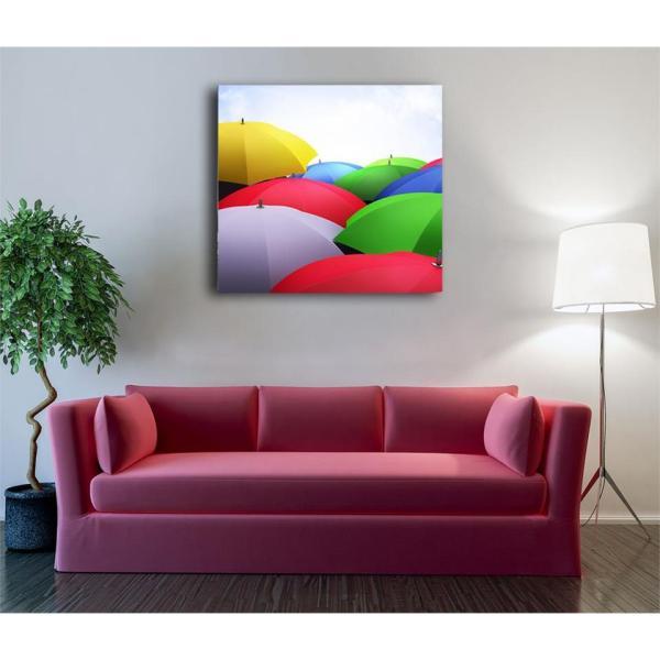 Multi-color Umbrella Painting 2