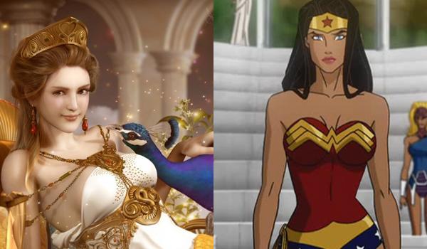Hera Wonder Woman