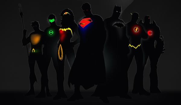 green lantern batman dark dc comics comics superman cyborgs superheroes wonder woman flash justice l_www.wall321.com_8