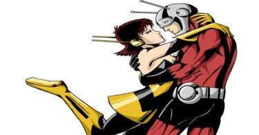 Ant Man Wasp Cartoon
