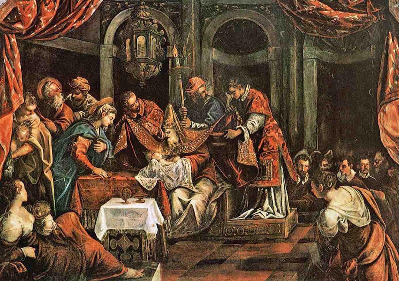 Tintoretto 1519-1594. Pittura Drammatica E Furiosa. 29 Novembre 2018