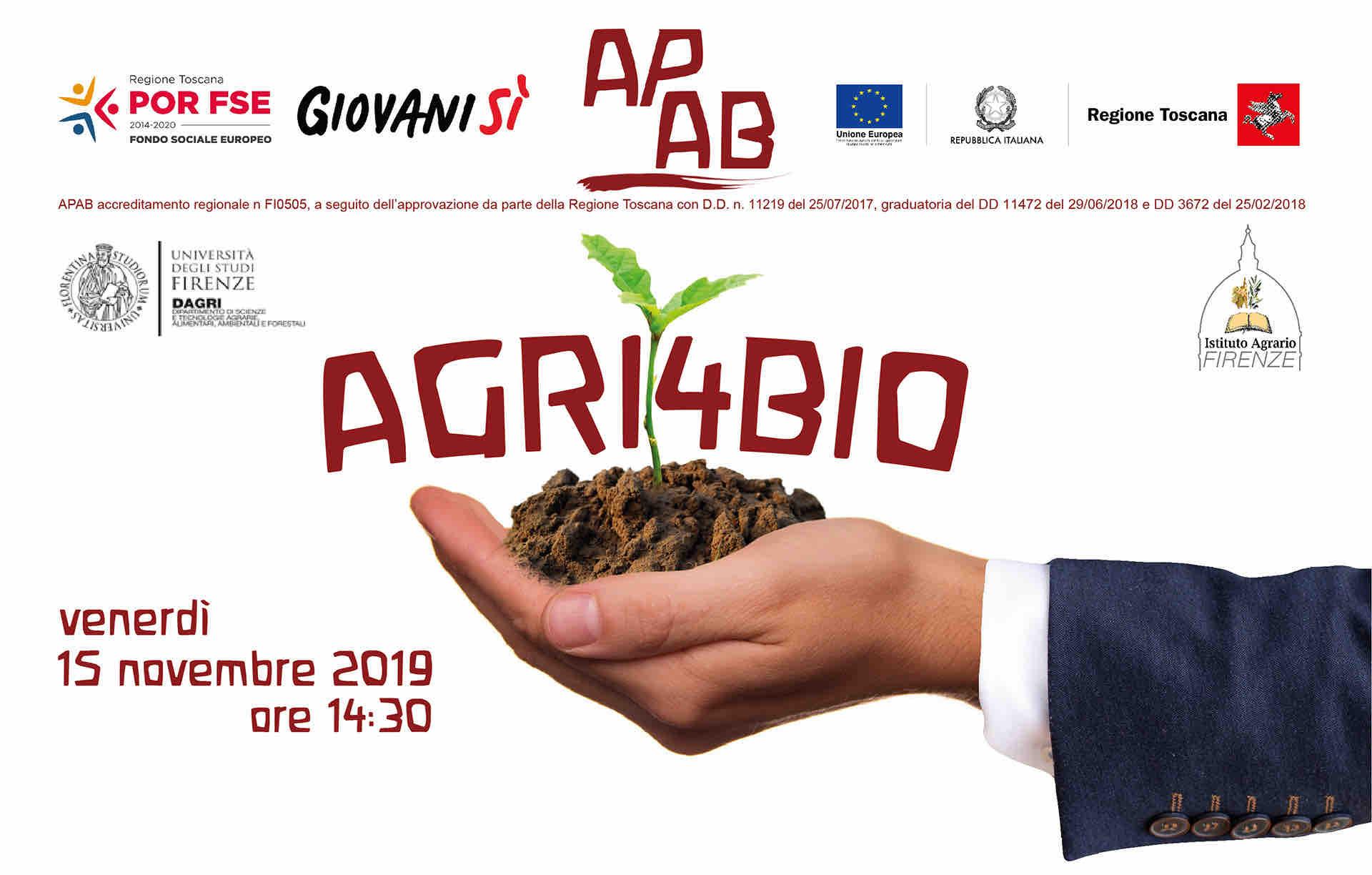 Bootcamp Finale Agri4bio Al Convegno Di Agroecologia Il 15 Novembre