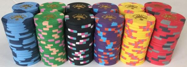 Avalon Club Paulson Poker Chip