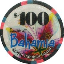 Bahamia Paulson Poker Chips