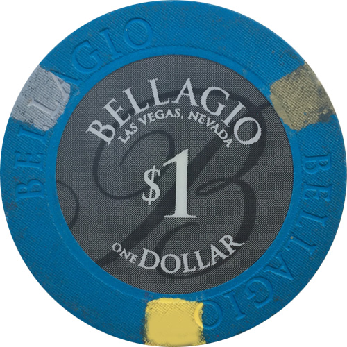 Bellagio $1 Las Vegas Casino Chip