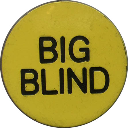 big-blind-poker-button