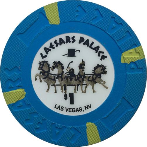 Caesars Palace $1 Las Vegas Casino Chip